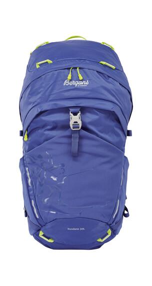 Bergans Rondane 30L dagrugzak blauw